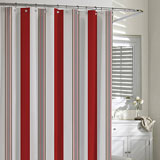 Cabana Stripe Shower Curtain | Gracious Style