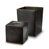 L'Objet Crocodile Bath Accessories | Gracious Style