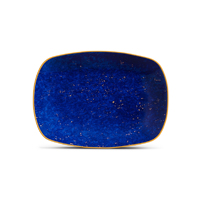 Lapis Rectangular Tray - Small 7 x 5 in