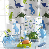 Dino Park Bath Accessories by Kassatex | Gracious Style