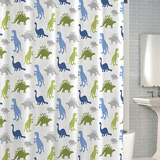 Dino Park Shower Curtain | Gracious Style