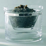 Ercuis Cercle Caviar Serving Cup | Gracious Style