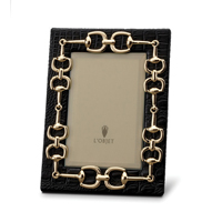 Equestrian Gold Picture Frame