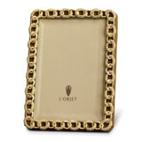 L'Objet Links Picture Frame 4x6, 5x7, 8x10 | Gracious Style