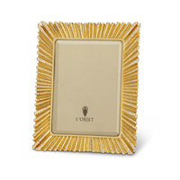 Ray Gold Crystal Picture Frame