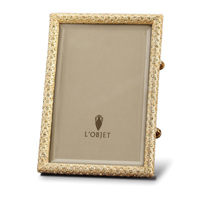 Pave Gold Picture Frame