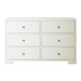 Frances Large 6-Drawer Dresser by Bungalow 5 | Gracious Style