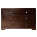 Frances Palmwood 6-Drawer Dresser by Bungalow 5 | Gracious Style