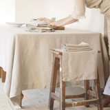 Flanders Table Linens by Libeco &#124; Gracious Style
