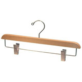 Natural Wood Pant & Skirt Hanger | Gracious Style
