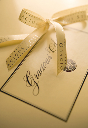 Gift Certificates - The Perfect Gift | Gracious Style