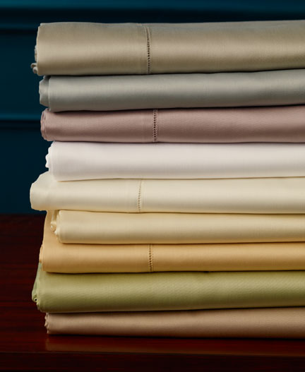 Giotto Bedding 600 TC Sheets, Duvet Covers, Shams | Gracious Style