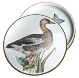Duck Round Box by Anna Weatherley Giftware | Gracious Style