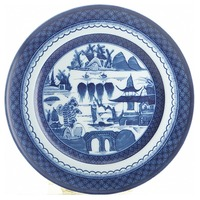 Mottahedeh Blue Canton Dinnerware | Gracious Style