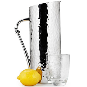 Mary Jurek Helyx Pitcher | Gracious Style Official Retailer