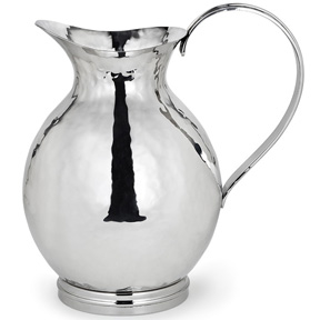 Mary Jurek Nordica Stainless Steel Pitcher | Gracious Style