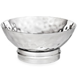 Mary Jurek Nordica Stainless Steel Bowl | Gracious Style