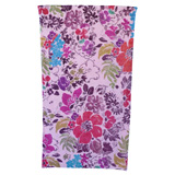 Hawaiian Flowers Petal Cotton Beach Towel by Fresco | Gracious Style