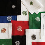 Herald Linen Napkins &#124; Gracious Style