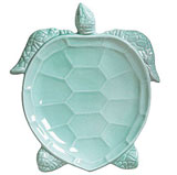 Incanto Mare Turtles Dinnerware by Vietri | Gracious Style
