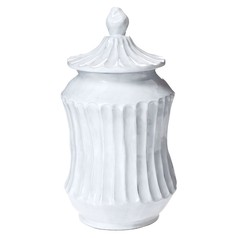 Incanto Stripe Medium Canister Replacement Lid  | Gracious Style