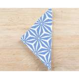 Kala French Blue Napkins/Set Of 4