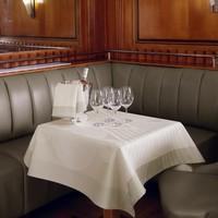 Le Jacquard Francais Gatsby Beige Table Linens | Gracious Style