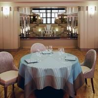 Le Jacquard Francais Gatsby Blue Table Linens | Gracious Style