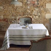 Le Jacquard Francais Kabuki Beige Table Linens | Gracious Style