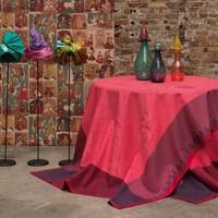 Le Jacquard Francais Palais Persan Pomegranate Table Linens | Gracious Style