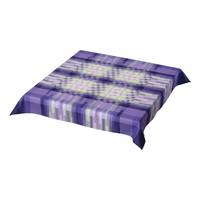 Le Jacquard Francais Pix Enduite Violet Table Linens | Gracious Style