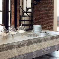 Villa Toscane Coated Marble Table Linens