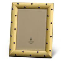 L'Objet Atelier Florentine Gold & Lapis Cabochons | Gracious Style