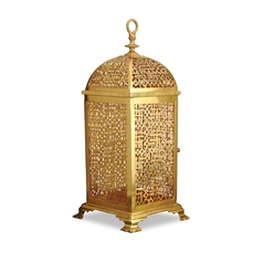 Fortuny Lantern Large Rabat 7.5 x 18.25 in