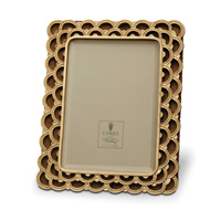 Fortuny Papiro Gold Picture Frame