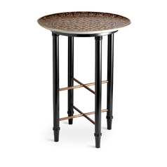 Tray Tables Coffee Table - Ashanti Grey 20 x 18 in