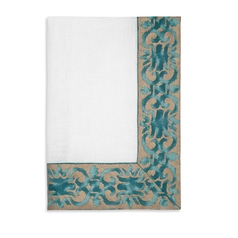 Fortuny Napkins Farnese Blue (Set of 4) 21 x 21 in