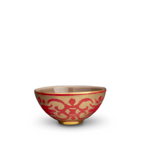 Fortuny Serving Bowl Farnese Red Small 4.5 x 2 in