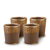 Fortuny Digestif Cups Rabat Grey