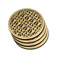Fortuny Venise Coaster Set, Four