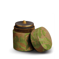 Fortuny Candle De Medici Green