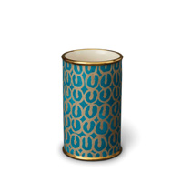 Fortuny Vase Small Ashanti Teal 3.5 x 6 in