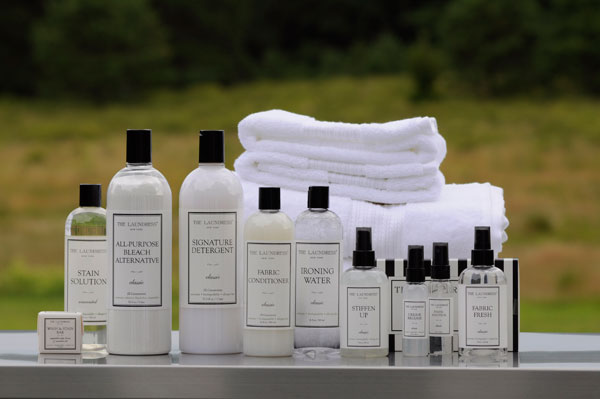 The Laundress cleaning products