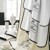 Le Bain Bath Towels by Kassatex | Gracious Style