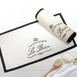 Le Bain Bath Rug by Kassatex | Gracious Style