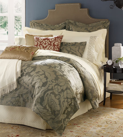 Leily 560 TC Cotton Duvet Cover &#124; Gracious Style