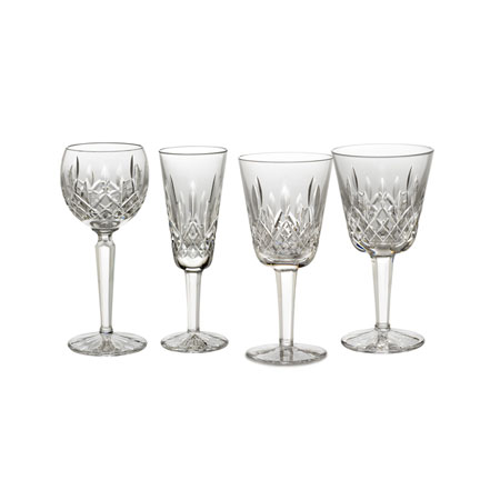 Waterford Crystal Stemware, Vases, Bowls, Decanters and More
