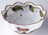 Anna Weatherley Scalloped Serving Bowl | Gracious Style