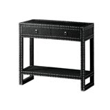 Marco Black Console Table by Bungalow 5 | Gracious Style