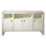 Marco White Cabinet by Bungalow 5 Furniture | Gracious Style